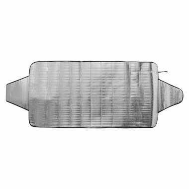 2x auto zonneschermen/anti vorst dekens l 85 x 180 cm