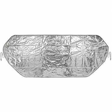 Auto anti-ijs/zonnefolie deken extra groot 100 x 250 cm